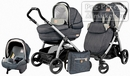Peg-Perego Modular Book Plus 3 в 1 Denim