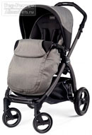 Peg-Perego Book Plus Pop-Up Completo Atmosphere
