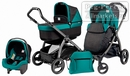 Peg-Perego Modular Book Plus Pop Up 3 в 1 Aquamarine