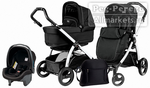 PEG PEREGO BOOK PLUS POP-UP MODULAR 3 В 1 ONYX