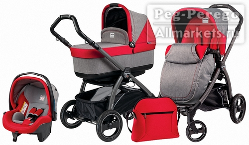 PEG PEREGO BOOK PLUS POP-UP MODULAR 3 В 1 TULIP
