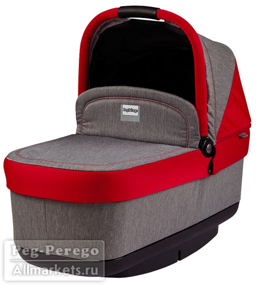 ЛЮЛЬКА PEG PEREGO NAVETTA POP-UP TULIP