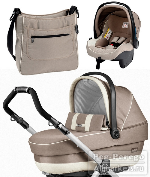 КОМПЛЕКТ PEG PEREGO SET XL 2 IN 1 AVANA