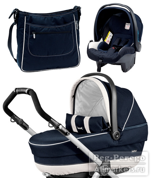 КОМПЛЕКТ PEG PEREGO SET XL 2 IN 1 LUNA