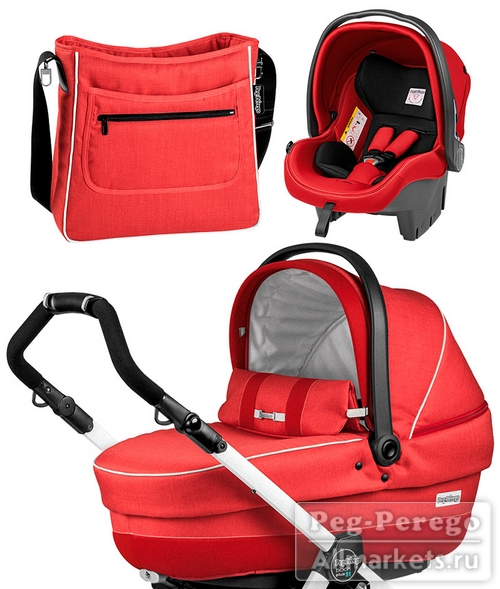 КОМПЛЕКТ PEG PEREGO SET XL 2 IN 1 SUNSET