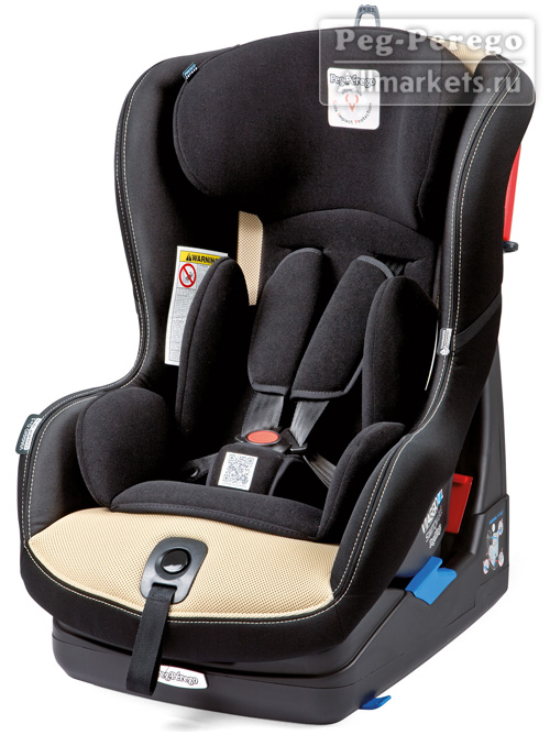 АВТОКРЕСЛО PEG PEREGO VIAGGIO 0+ 1 SWITCHABLE SAND