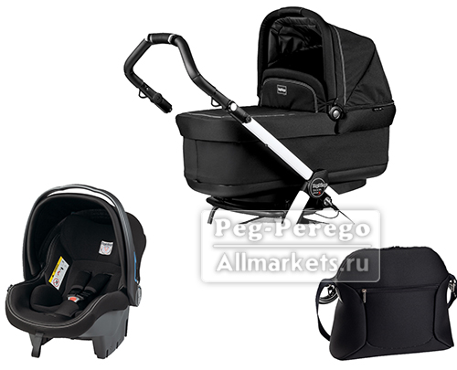 МОДУЛЬНАЯ СИСТЕМА PEG-PEREGO BOOK PLUS SET POP UP 2 В 1 ONYX