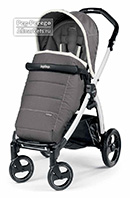 Peg-Perego Book Plus Pop-Up Completo Ascot