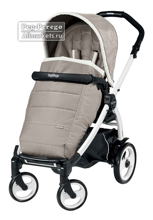 ПРОГУЛОЧНАЯ КОЛЯСКА PEG PEREGO BOOK PLUS POP-UP COMPLETO VERSILIA
