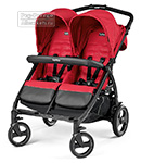 Peg-Perego Book For Two Mod Red