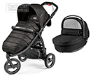 Коляска Peg-Perego Modular Book Cross 2 в 1 Mod Black
