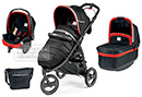 Коляска Peg-Perego Modular Book Cross 3 в 1 Synergy