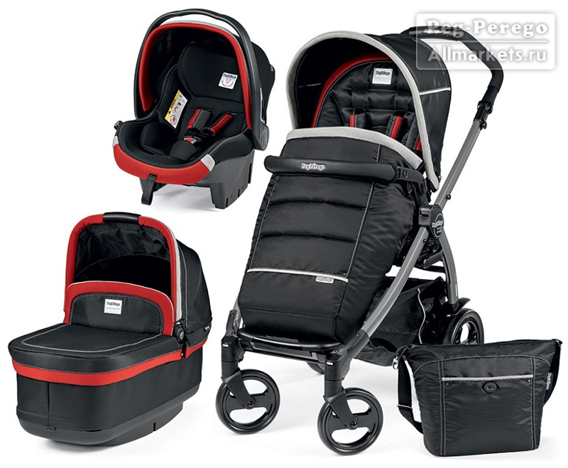PEG PEREGO BOOK PLUS POP-UP MODULAR 3 В 1 SYNERGY