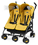 Peg-Perego Pliko Mini Twin Mod Yellow