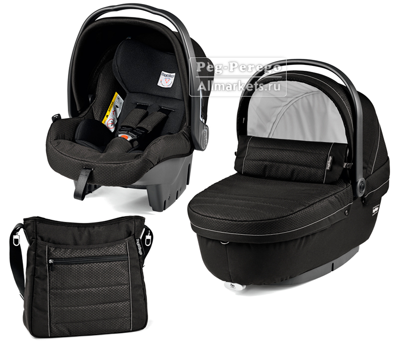 КОМПЛЕКТ PEG PEREGO MODULAR SET XL 2 В 1 MOD BLACK