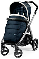 Peg-Perego Book Plus Pop-Up Completo Luxe Blue