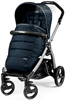 Peg-Perego Book Plus Pop-Up Completo Luxe Blue Night