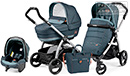 Peg-Perego Modular Book Elite 3 в 1 Blue Denim