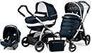 Peg-Perego Modular Book Elite 3 в 1 Luxe Blue