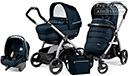 Peg-Perego Modular Book Elite 3 в 1 Luxe Blue Night