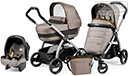 Peg-Perego Modular Book Elite 3 в 1 Luxe Grey