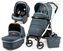 Peg-Perego Modular Book Plus Pop Up 3 в 1 Blue Denim