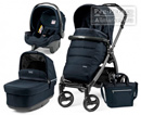 Peg-Perego Modular Book Plus Pop Up 3 в 1 Luxe Blue Night