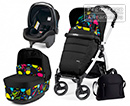 Peg-Perego Modular Book Plus Pop Up 3 в 1 Manri