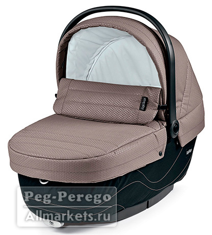 ЛЮЛЬКА PEG PEREGO NAVETTA XL BLOOM BEIGE