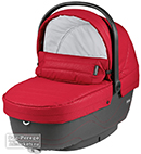 Люлька Peg-Perego Navetta XL Bloom Red
