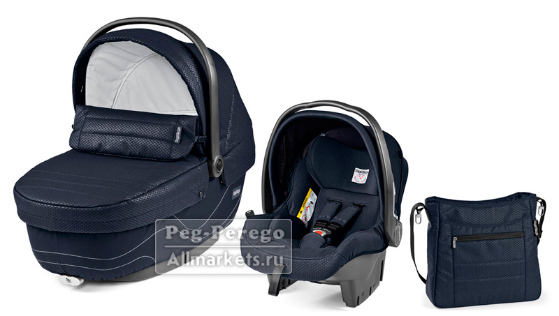 КОМПЛЕКТ PEG PEREGO MODULAR SET XL 2 В 1 BLOOM NAVY