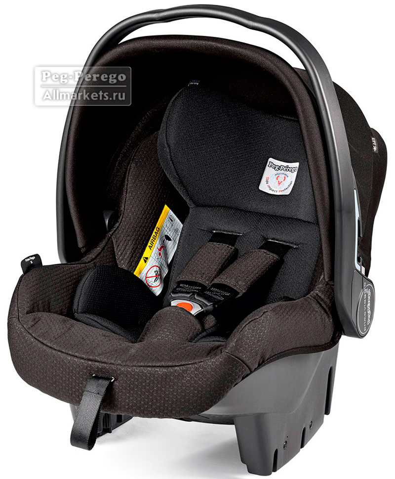 АВТОКРЕСЛО PEG PEREGO PRIMO VIAGGIO SL BLOOM BLACK