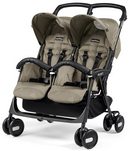 Peg-Perego Aria Shopper Twin Geo Beige