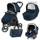 Коляска Peg-Perego Modular Book Cross 3 в 1 Breeze Blue