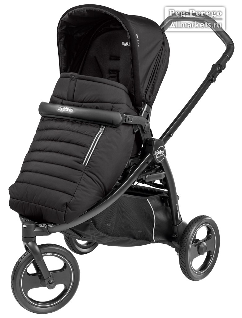 ПРОГУЛОЧНАЯ КОЛЯСКА PEG PEREGO BOOK SCOUT POP-UP BREEZE NOIR