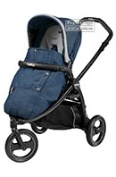 Peg-Perego Book Scout Pop-Up Urban Denim