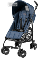 Peg-Perego Pliko Mini Urban Denim