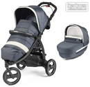 Коляска Peg-Perego Modular Book Cross 2 в 1 Luxe Mirage