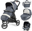 Коляска Peg-Perego Modular Book Cross 3 в 1 Luxe Mirage