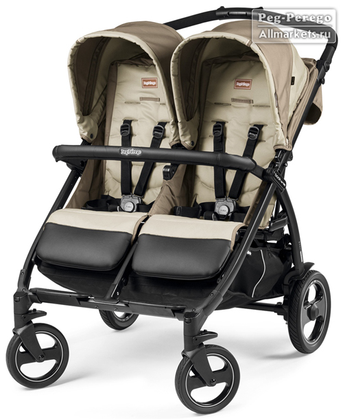 ПРОГУЛОЧНАЯ КОЛЯСКА PEG-PEREGO BOOK FOR TWO