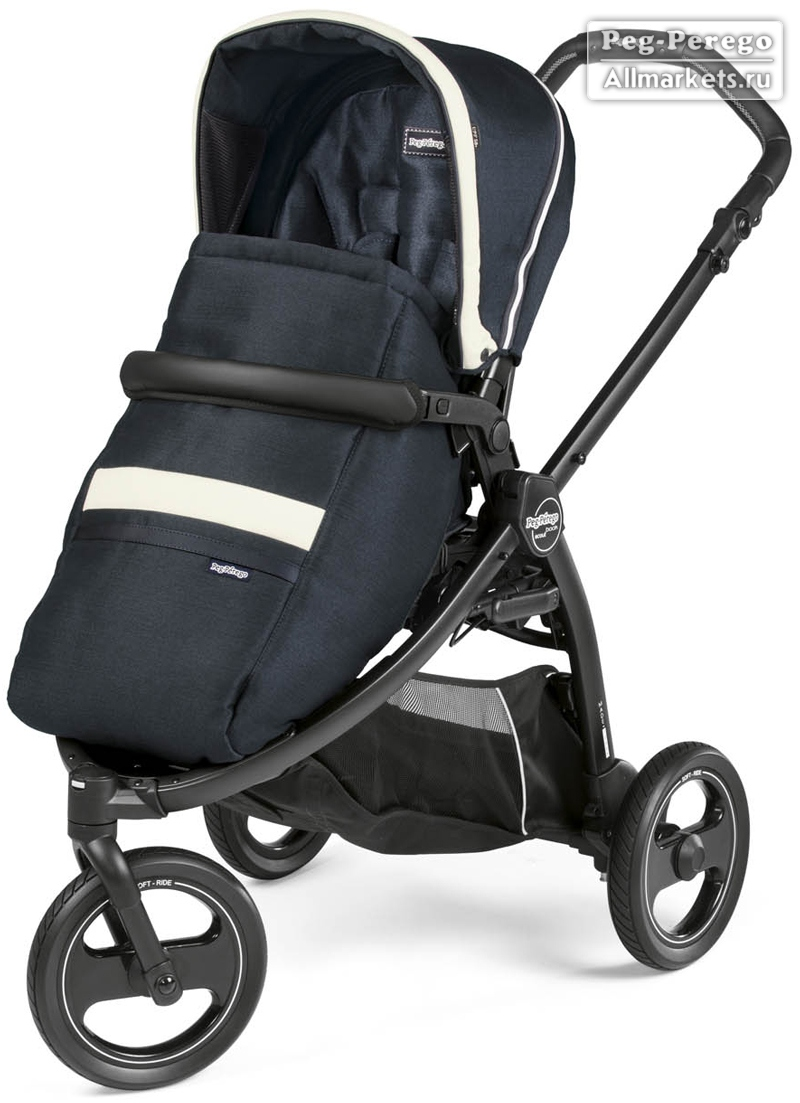 ПРОГУЛОЧНАЯ КОЛЯСКА PEG PEREGO BOOK SCOUT POP-UP LUXE PRESTIGE